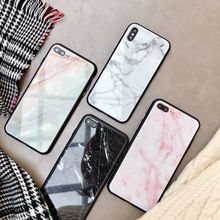 Marble Silicone Thin Ultra Slim Case for iPhone Xs MAX XR 6.1