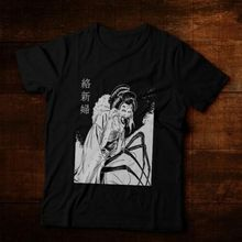 Jorogumo Japan Anime Manga Horror Guro Spider Woman Junji Ito Maruo Fashion 2019 Men Short Sleeve T Shirt Funny Shirts чемодан ito 24 20 28
