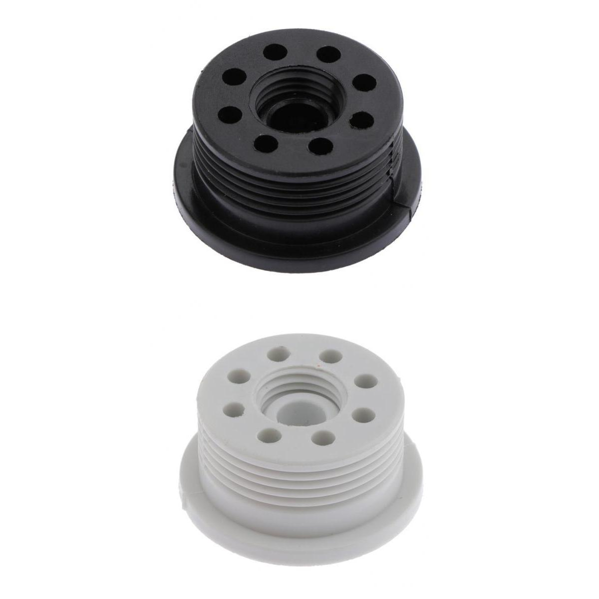 2x Leakproof Surfing Vent Plug SUP Surfboard Screw In Auto Vent Plug Stooper