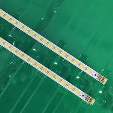 455 مللي متر LED شريط إضاءة خلفي 60 مصباح ل زلاجات 2011SGS40 5630 60 H1 REV1.0 LJ64 03567A LJ64 03029A 40INCH L1S 60 LTA400HM13 L40