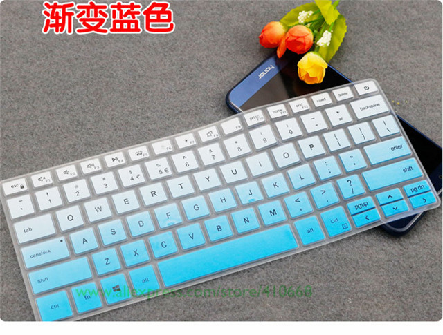 for Dell Latitude 3300 3301 Dell Inspiron 14 5490 7490 7391 5498 5493 5493 5498 Laptop Keyboard Cover Protector TPU
