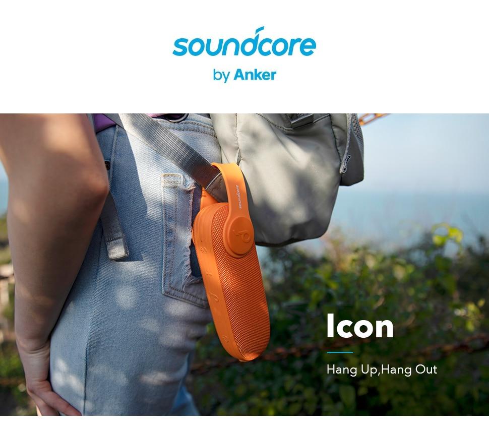 Anker SoundCore Icon Bluetooth Speaker 4
