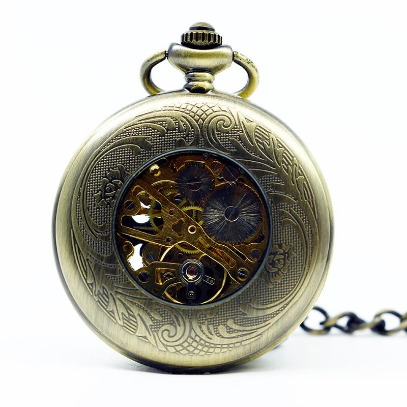 Vintage-Mascot-Phoenix-Bronze-Skeleton-Roman-Numberal-Mechanical-Pocket-Watch-Pendant-Men-Women-Gift-with-Chain (2)