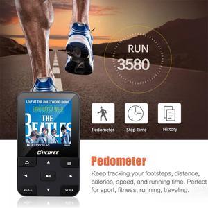Image 4 - مشبك صغير الرياضة Bluetooth5.1 مشغل MP3 2020 نسخة جديدة MP3 مشغل موسيقى مع FM ، مسجل ، دعم TF/SD بطاقة + شارة الحرة