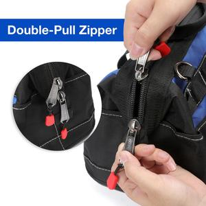 Image 5 - WORKPRO Bolsa de mano para herramientas eléctricas, bolsa de almacenamiento impermeable