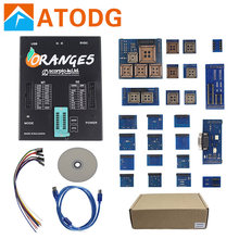Orange5 New OEM Orange5 programmer With Full Packet Orange 5 professional Programmer Orange5 full adapters good quality