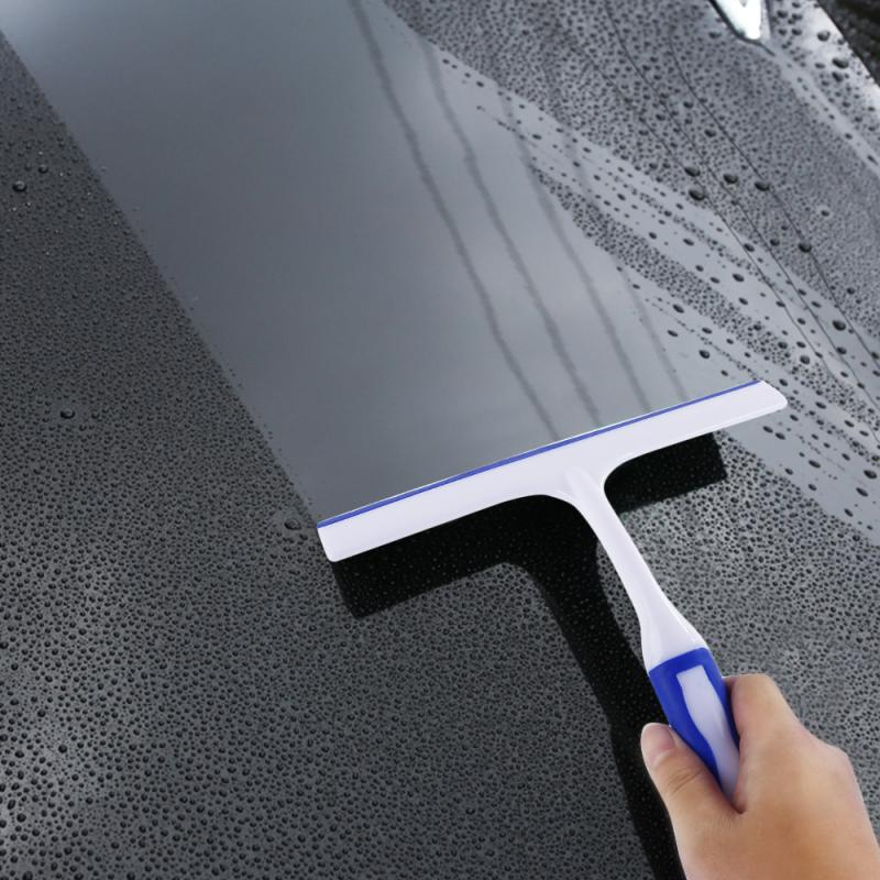 Handy Auto Window Cleaner Dust Fog Moisture Cleaner Wash Brush Car Cleaning Tool Auto Drying Wiper Blade Squeegee Cleaner