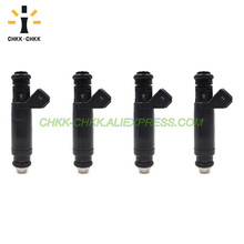 CHKK-CHKK FI114961 High Performance 60lb 650cc Fuel Injector For IV V8 LT1 LS1 LS6 LSX