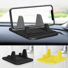 Universal Soft Silicone Mobile Phone Holder Car Hol
