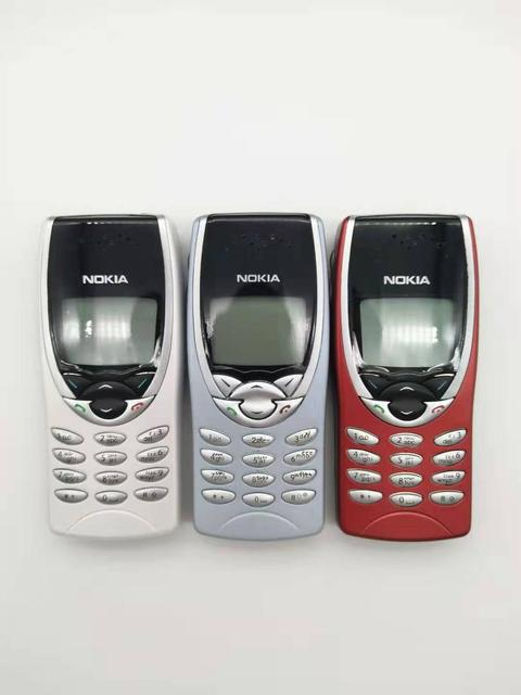 8210 Original Nokia 8210 Unlocked Mobile Phone 2G Dualband GSM 900/1800 GPRS Classic Cheap Cell phone refurbished 4