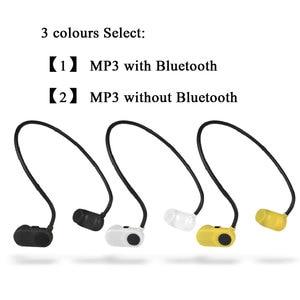 Image 3 - Mới Nhất APT X V31 Dẫn Truyền Xương Bluetooth 5.0 Với MP3 Người Chơi IPX8 Chống Nước Bơi Thể Thao Tai Nghe Nhét Tai MP3 Nghe Nhạc