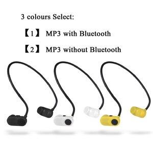 Image 3 - Najnowszy APT X V31 z przewodnictwem kostnym Bluetooth 5.0 z odtwarzaczem MP3 IPX8 wodoodporny basen odkryty słuchawki sportowe odtwarzacz muzyczny MP3