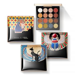 ZEESEA New 16 Colors Eyeshadow Palette Matt Shinning Giliter Waterproof Pigment Shimmer Eye Shadow Pallete Powder Cosmetic Tool(China)