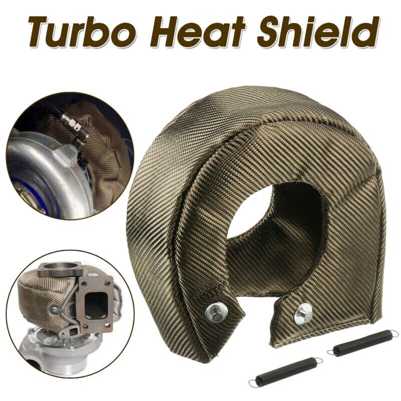뜨거운 판매 자동차 터빈 담요 열 방패 보호 커버 고온 절연 내구성과 실용적인