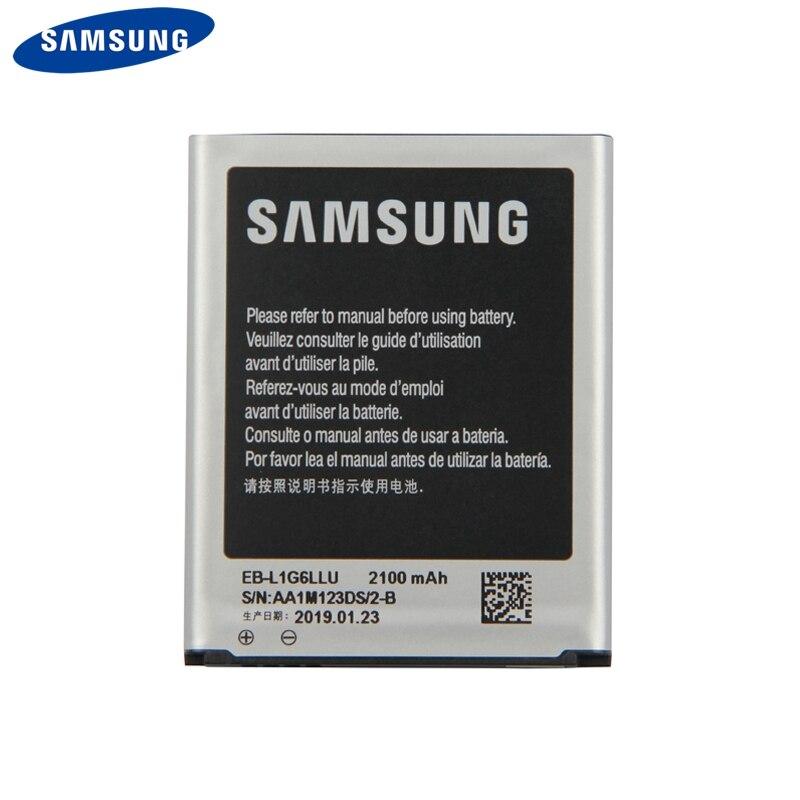 Original samsung bateria EB-L1G6LLU EB-L1G6LLA para samsung i9300 galaxy s3 i9308 l710 i535 telefone genuíno bateria nfc 2100 mah