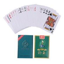 Cartas de póker marcadas por el secreto, accesorios mágicos de perspectiva, trucos de magia sencillos pero undecididos