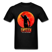 Film Zombie Unseen Horror Tshirts Discount New Men Tops Shirt 100% Cotton Design Tee-Shirt 2019 Arrival