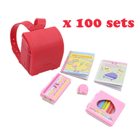 Wholesale 100 sets/lot Doll Satchel Bag for Barbie Hot Fashion Accessories for Blythe Dollhouse High Quality BJD Decoration
