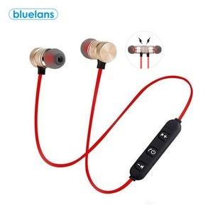 XT6 магнитные Bluetooth Hi-Fi стерео наушники беспроводные наушники спортивные наушники для Iphone Samsung XIao Mi Спортивная игровая гарнитура
