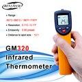 (Pas pour les personnes) thermomètre infrarouge laser sans contact testeur de température ir GM320 GM321 GM530 GM531 BENETECH