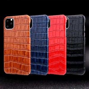Image 5 - Iphone用本革ケース11 12プロマックスミニ12ミニse 2020 7 8プラス12Pro 11Pro × xr xs最大ケース高級電話バックカバー