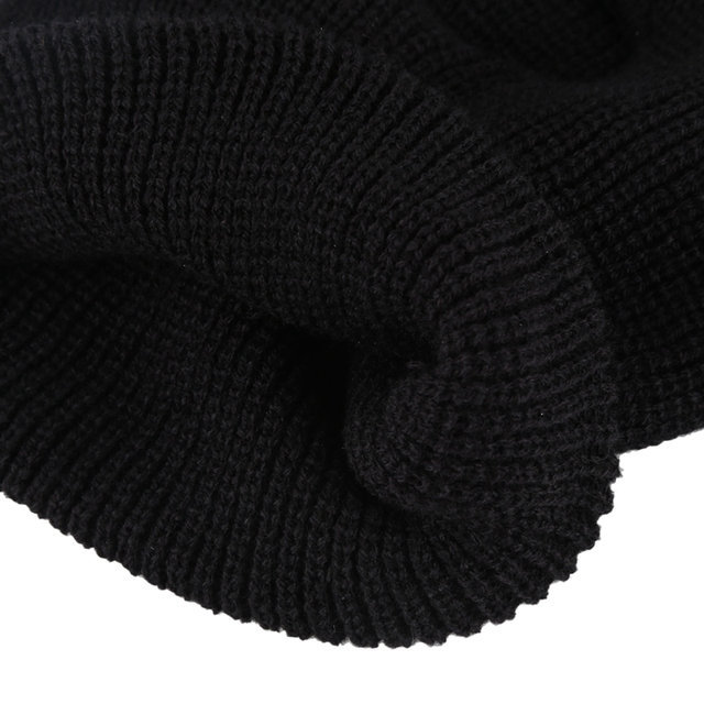 For Balaclava Black Mask Thinsulate Winter Sas Style Army Ski Knitted Neck Warmer 3