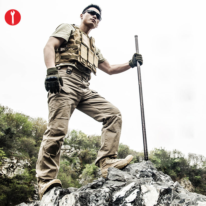 Multi-Purpose Outdoor Camping Survival DIY Self Defense Stick Weapon Safety Trekking Pole Defensive Rod Camping Hiking Emergency