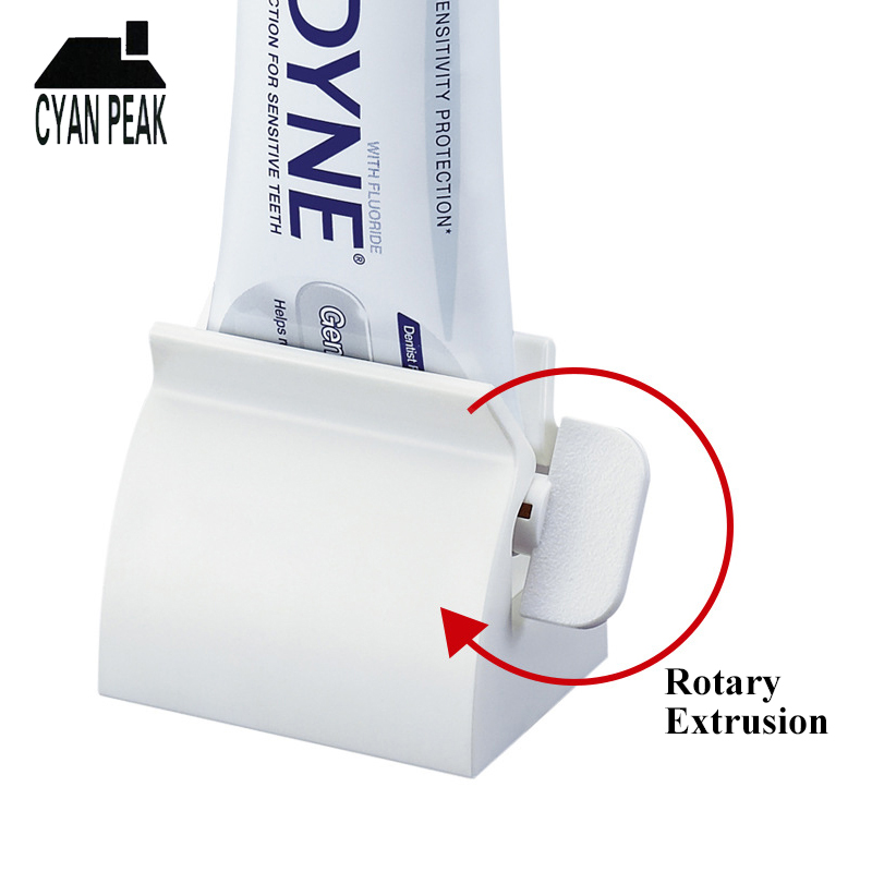 Bathroom Accessories Set Rolling Toothpaste Squeezer Tube Toothpaste Tooth Paste Squeezer Dispenser Creative Toothpaste Holder