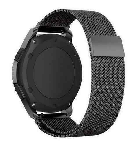 22 mm 20mm banda huami amazfit gtr Correa BIP para Samsung activo 40mm 44mm de deporte S2 S3 clásico huawei GT 2 galaxy watch 42mm 46