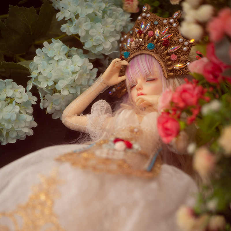 Märchenland Minifee Maya BJD Puppe 1/4 Mode Kuschel Puppen Harz Figur Spielzeug Für Mädchen Beste Geschenk Puppe Chateau