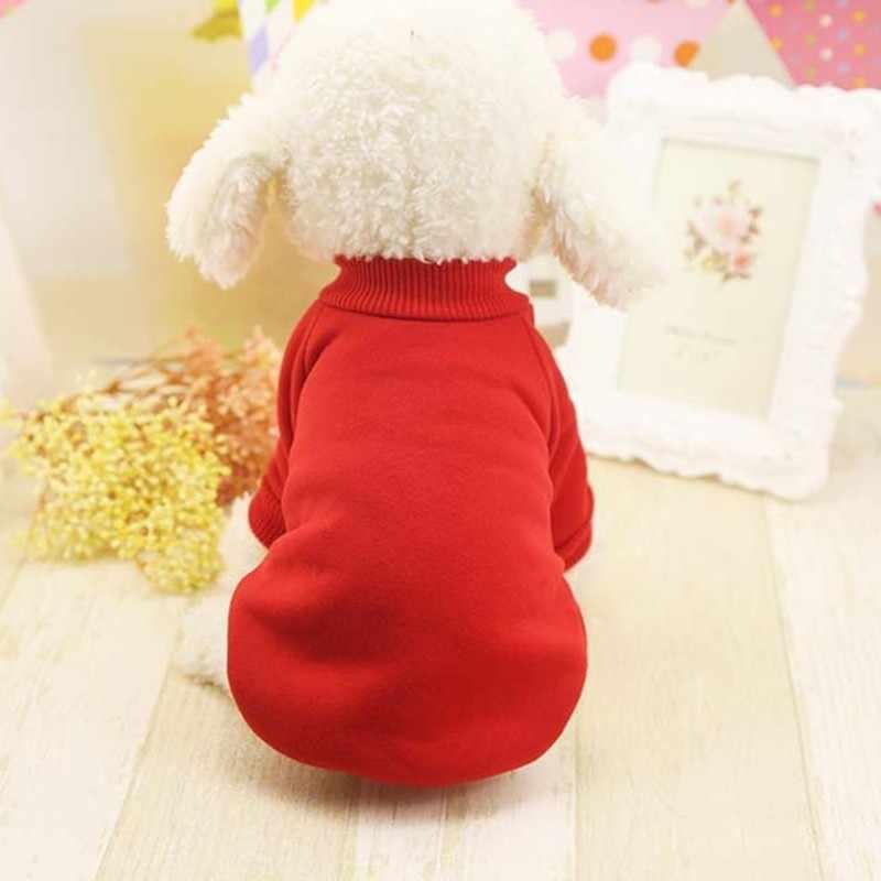 Chaud hiver chien vêtements offre spéciale Yorkies vêtements pour petits chiens coton tenue vêtements pour animaux de compagnie gilet manteau chiot veste pour Chihuahua