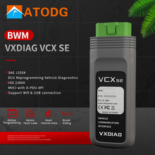 VXDIAG VCX SE for BMW OBD2 Car Diagnostic Tools Online Coding For BMW Good Than ICOM A2 A3 NEXT WIFI ISTA-D