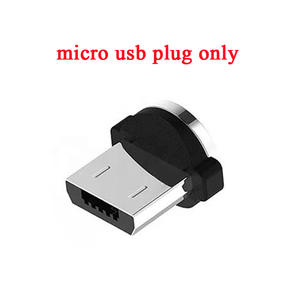 Micro USB C Magnetic plug Super Fast Charging Phone Only mcrio usb plug Charger Micro