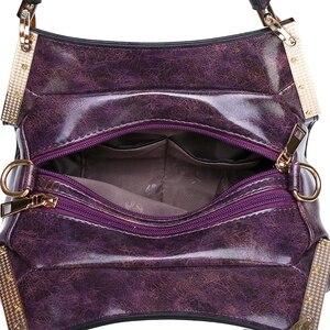 Image 5 - Gykaeo New 2020 Winter Female Street Shopping Messenger Bags Handbags Women Famous Brands PU Leather Shoulder Bag Sac Main Femme