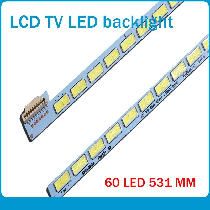 FOR LG Screen LC420EUN SE F1 Article Lamp 6916L1113A 6922L-0016A 1piece=60LED 531MM