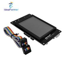 MKS TFT32 V4.0 Touch Screen 3.2 Inch LCDs MKS Slot module extended touching TFT3.2 display RepRap TFT monitor with cable mks tft hlkwifi v1 1 remote control wireless router hlk rm04 wifi module for mks tft touch screen for 3d printer