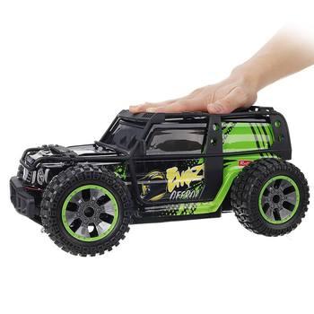 цена на PXtoys Car 9204E 1/10 2.4G 4WD Radio Control Car RC Car Electric 40km/h Crawler Off-Road Car RTR Toys Model Vehical Toy for Kid