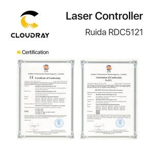 Image 5 - Cloudray Ruida RD RDC5121 Lite 버전 레이저 조각 및 절단기 용 Co2 레이저 DSP 컨트롤러