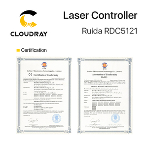 Image 5 - Cloudray Ruida RD RDC5121 Lite Version Co2 Laser DSP Controller for Laser Engraving and Cutting Machine