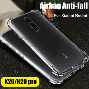Phone-Case A3-Lite Xiaomi Mi Redmi Clear for 9t-Pro 8/A2/A3-lite/.. Note 5 6/7-pro/Airbag/Tpu