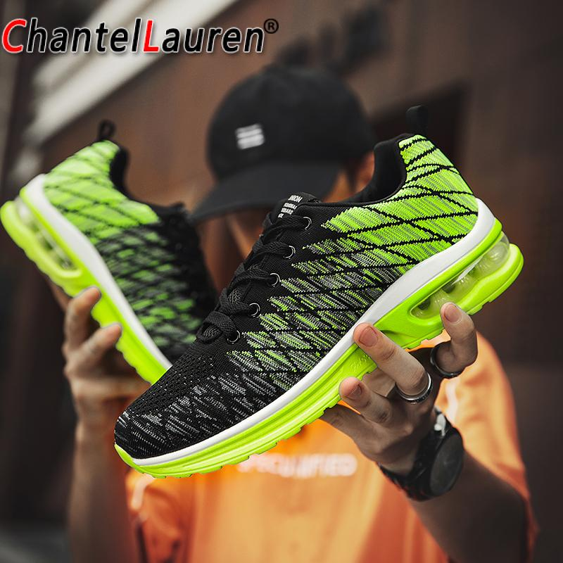 Lovers Running Shoes Men Sneakers Outdoor Sport Shoes Comfortable Male Athletic Trainers Footwear Breathable Walking Shoes