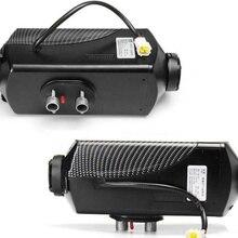 Автомобильный обогреватель 5 кВт 12 В, воздушный обогреватель, стояночный обогреватель с пультом дистанционного управления, ЖК-монитор для RV, трейлера, грузовиков, лодок