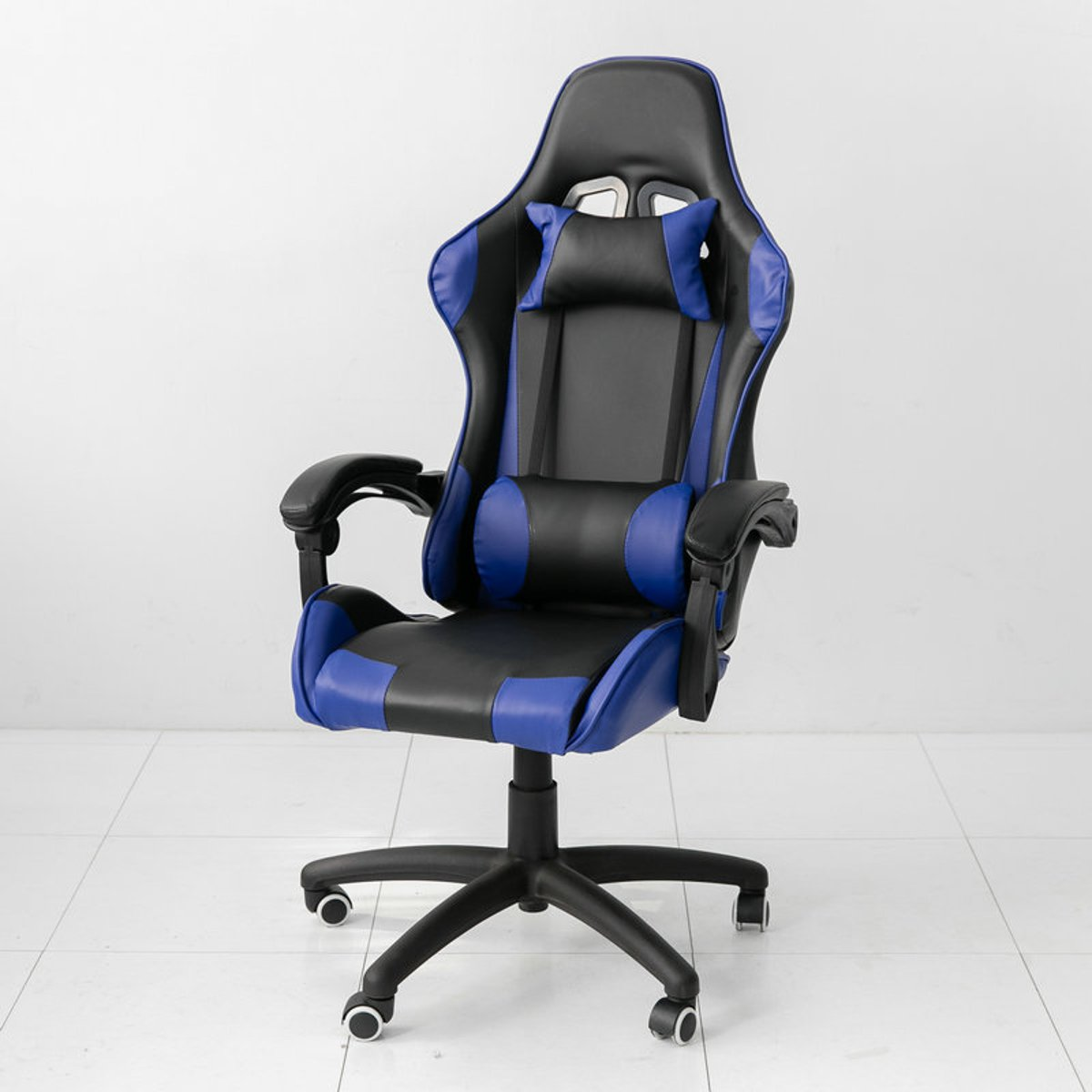 PU Leather Racing Chair Gaming Chair Adjustable High Back Ergonomic Recliner Seat Office Chairs Home Office Furniture 4 Colors