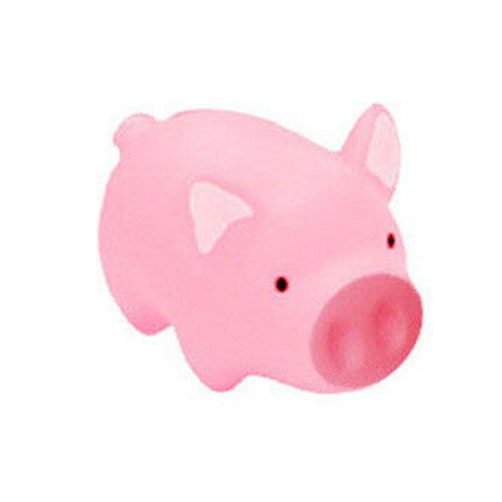 Мини сжимаемая игрушка в форме розовой свиньи антистрессовый мяч сжимаемые игрушки Mochi Rising Abreact мягкая липкая сжимающая игрушка для снятия ...
