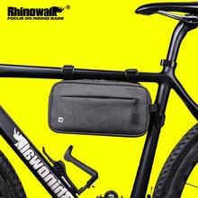 Сумка на раму велосипеда rhinowalk новинка 2021 водонепроницаемая
