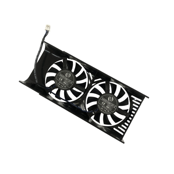0.2A 2Pin HA5510M12F-Z GPU Cooler For MSI GTX 1050 Ti 4GT LPV1 GTX1650 4GT LP OC GTX 1050 2GT LP Graphic Card Cooling image