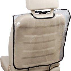Tylna pokrywa ochronna dla dzieci oparcie siedzenia samochodu mata ochronna dla niemowląt Anti-kick Anti-wear i anty-bieżnik brudna mata