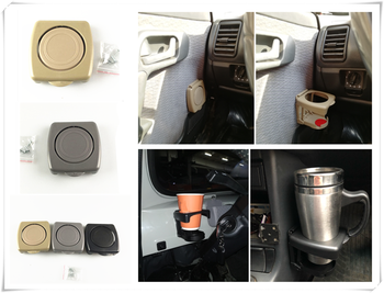 folding car cup holder auto supplies modeling Beverage rack for BMW E70 X5 M M3 M8 M550i E38 E91 E53 M550d M4 M3 E92 image