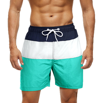 ESCATCH Mens Swimwear Swim Shorts Trunks Beach Board Shorts Swimming Pants Swimsuits Mens Running Sports Surffing Shorts 13