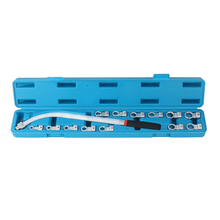 15 sztuk 12-19mm pas wieloklinowy narzędzie pomocnicze koło rozrządu ściągacz klucz przepustnicy tanie tanio OLOEY CN (pochodzenie) PDF1 other Ochrona silnika 1 6kg none Box colors are sent randomly